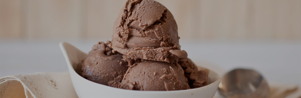 Choco chocolate based ice cream